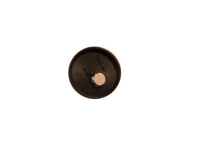 10 Magnets, Round, 6 x 2 mm