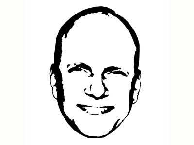 Bild-File für Portrait Würfel Gravur