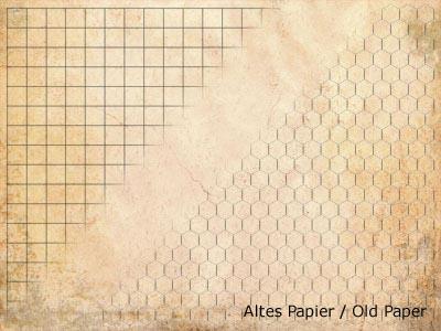 Altes Papier / Old Paper / Copyright: Fotolia
