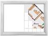 Abdeckfolie, magnetisch, zuschneidbar, für A3-Board, weiß