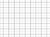 Transparent Grid Sheet A3 Quadratic 10 mm