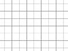 Rasterfolie A1 quadratisch 20 mm