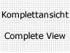 Rasterfolie transparent A1 quadratisch 1 Zoll