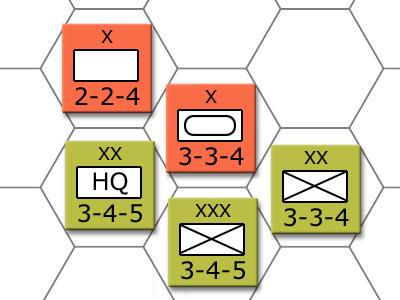 Grids Ideal for Strategy Games: Fasten units with magnets. Nothing gets out of place.