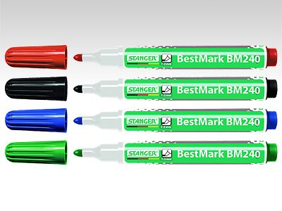 Whiteboard Markers: Write on every transparent sheet and erase writing later.